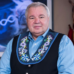 President David Chartrand of the MMF Announces Engagement Sessions for Metis Sixties Scoop Survivors
